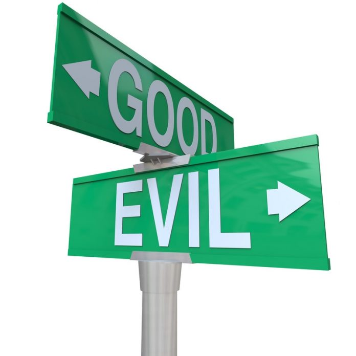 Good Evil - Choose the right