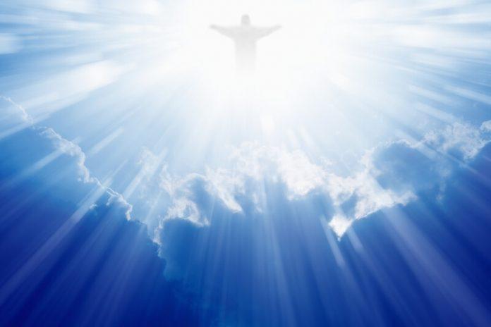 Jesus Heaven Above